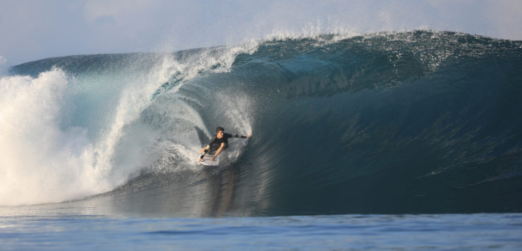 Beecraft Is Part Of The Foundations For Kids Surfing At Blast Off