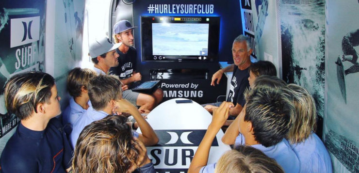 hurley surf club