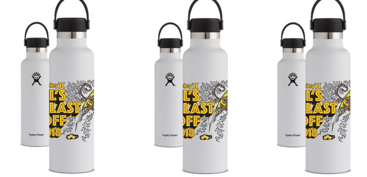 Hydro Flask To Provide Every Grom With Custom Drink Bottles